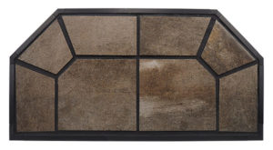 Imperial Black Hearth Pad Detail